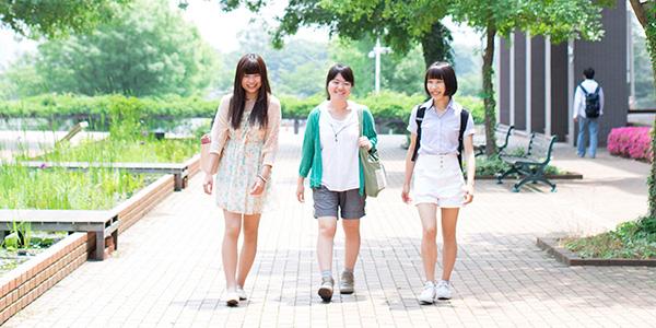 東京都市大学外観画像